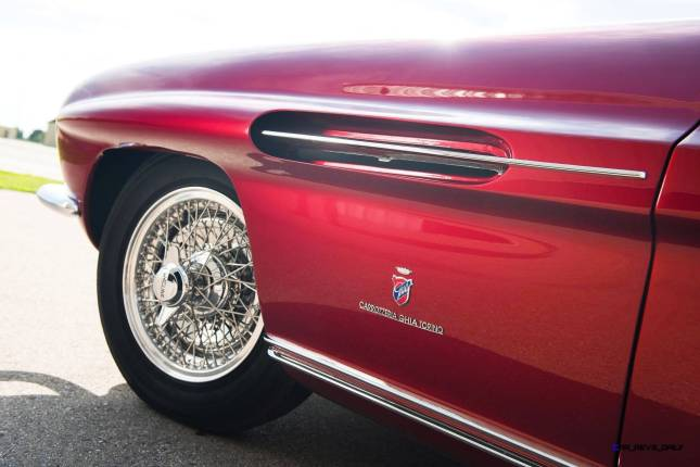 1952 Jaguar XK120 SuperSonic by Ghia 8