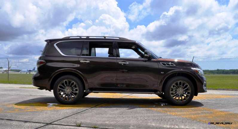 2015 INFINITI QX80 Limited AWD 34