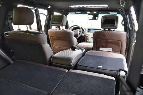 2015 INFINITI QX80 Limited AWD 63