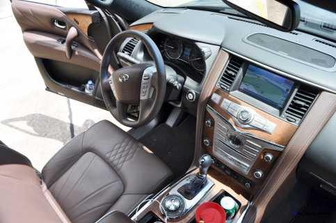 2015 INFINITI QX80 Limited AWD 72