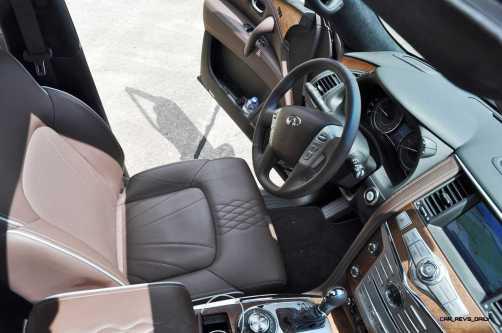 2015 INFINITI QX80 Limited AWD 73
