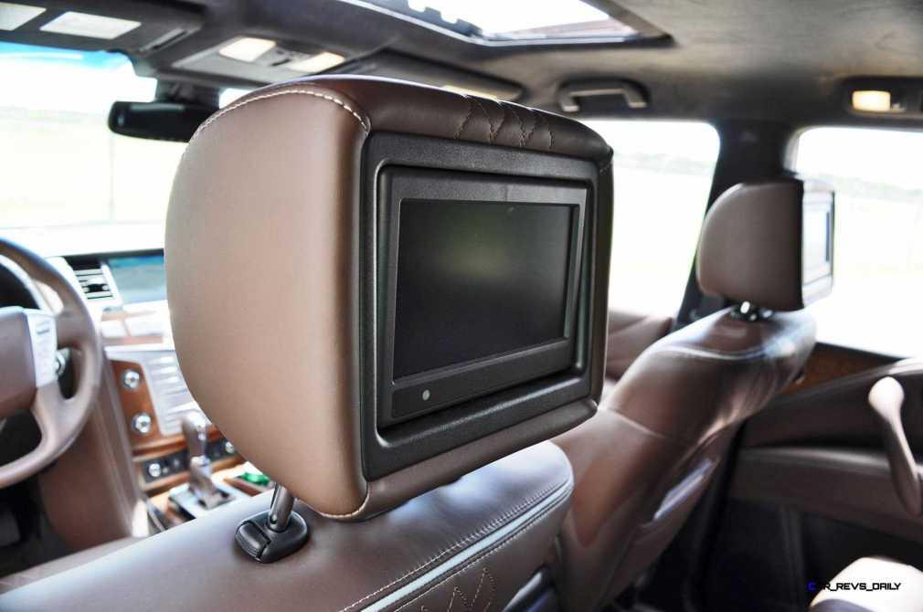 2015 INFINITI QX80 Limited AWD 78