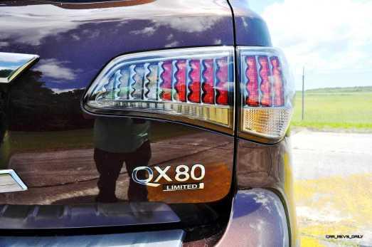 2015 INFINITI QX80 Limited AWD 80