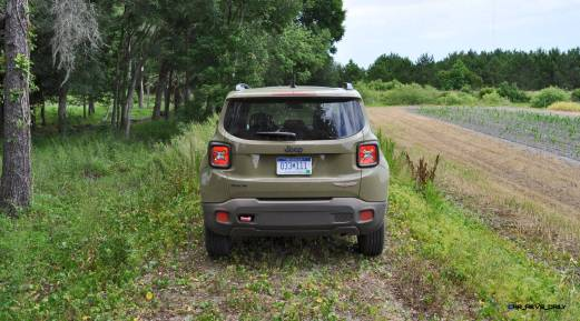 2015 Jeep RENEGADE Trailhawk Review 38