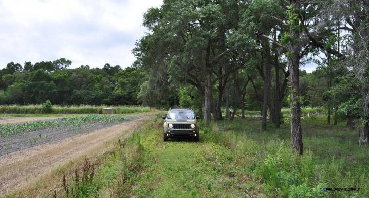2015 Jeep RENEGADE Trailhawk Review 47