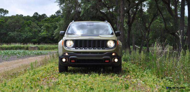 2015 Jeep RENEGADE Trailhawk Review 48