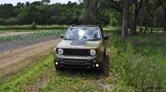 2015 Jeep RENEGADE Trailhawk Review 49