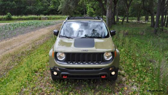 2015 Jeep RENEGADE Trailhawk Review 50