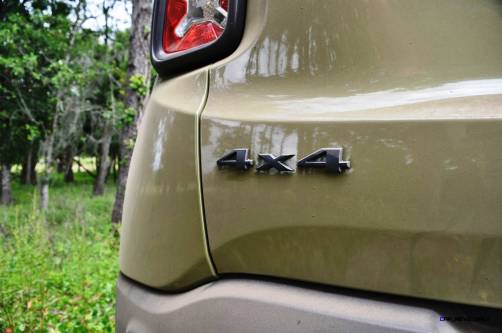 2015 Jeep RENEGADE Trailhawk Review 54