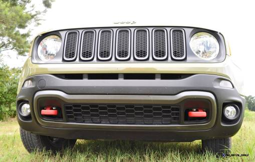 2015 Jeep RENEGADE Trailhawk Review 6