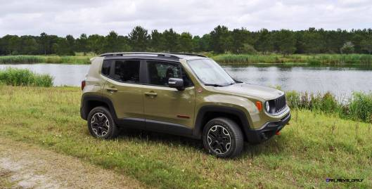 2015 Jeep RENEGADE Trailhawk Review 9