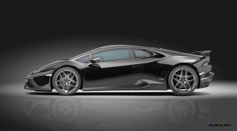 2015 Lamborghini Huracan by NOVITEC TORADO 11