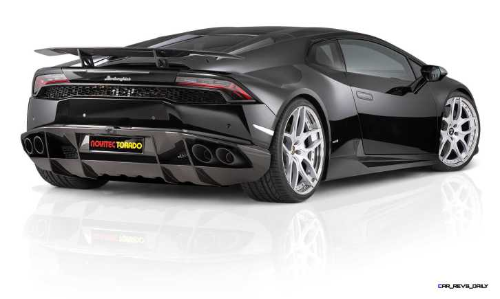 2015 Lamborghini Huracan by NOVITEC TORADO 4