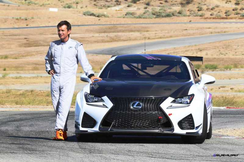 2015 Lexus RCF GT Concept Drops 900Lbs For Pikes Peak  6
