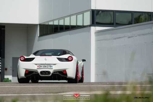 Ferrari 458 Italia - Vossen Forged Precision Series VPS-306 -_18708107362_o