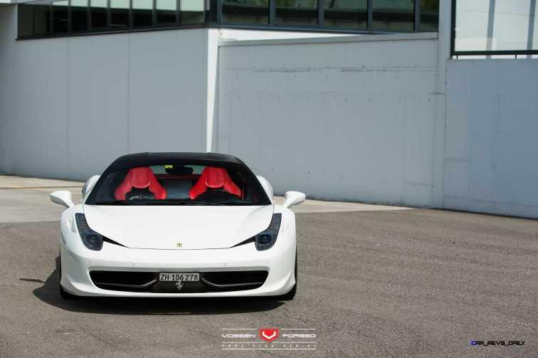 Ferrari 458 Italia - Vossen Forged Precision Series VPS-306 -_18708118472_o