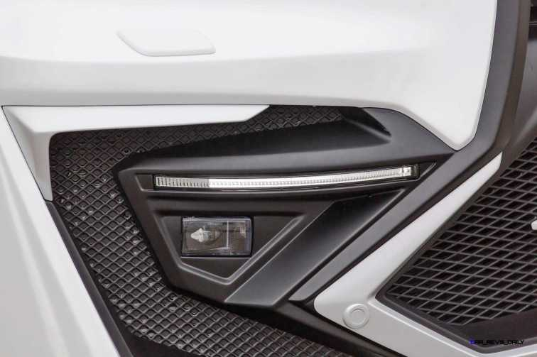 LARTE Design Lexus LX570 Alligator Bodykit White 50