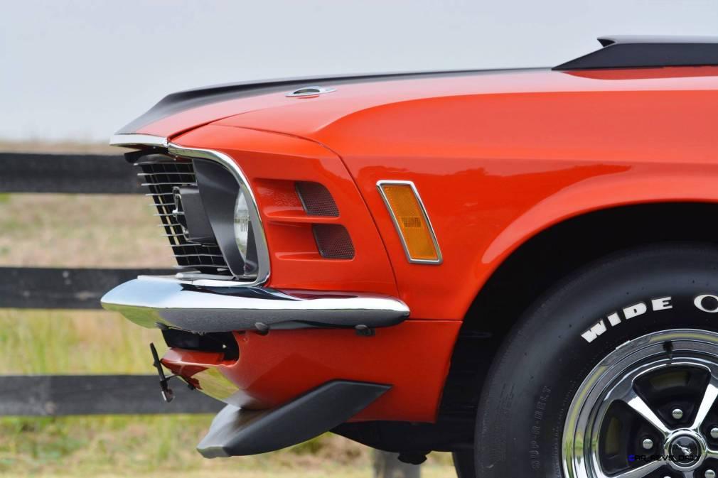 Mecum Harrisburg 2015 114_1970 Ford Mustang Mach 1 Fastback 14