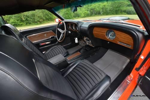 Mecum Harrisburg 2015 114_1970 Ford Mustang Mach 1 Fastback 18