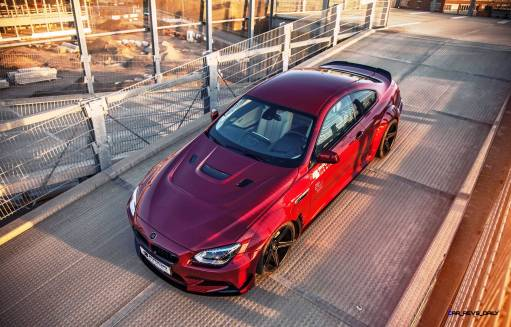 PRIOR-DESIGN PD6XX Widebody BMW 650i and M6 28