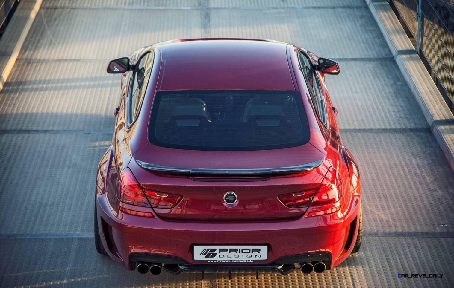 PRIOR-DESIGN PD6XX Widebody BMW 650i and M6 29