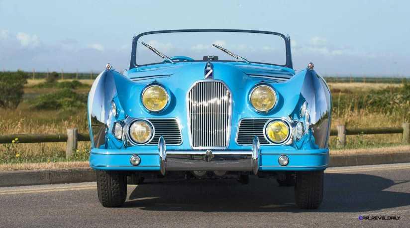 1948 Talbot-Lago T26 Grand Sport Cabriolet 20