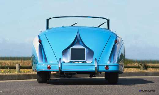 1948 Talbot-Lago T26 Grand Sport Cabriolet 21