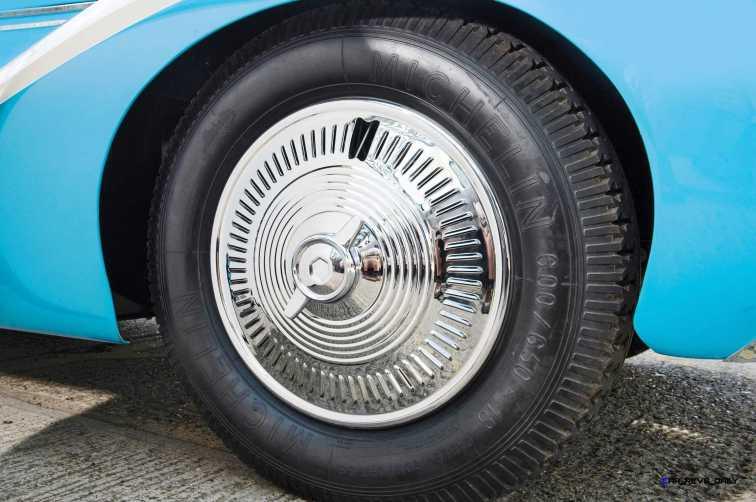 1948 Talbot-Lago T26 Grand Sport Cabriolet 9