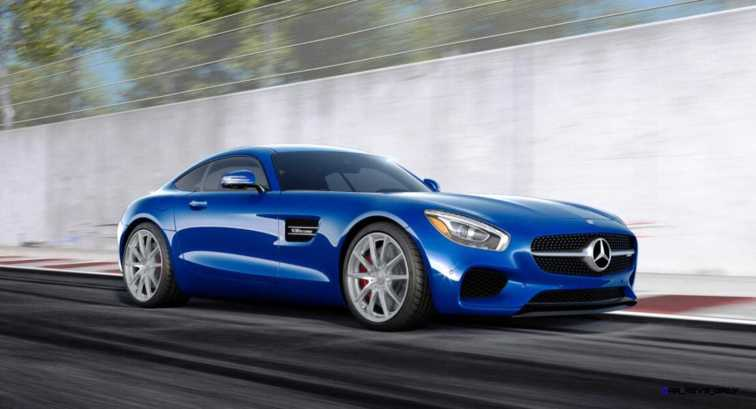 2015 AMG GT-S Colors 13
