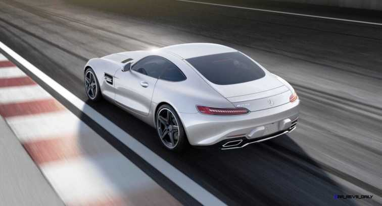2015 AMG GT-S Colors 19
