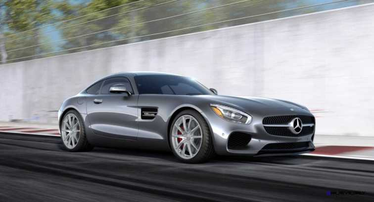2015 AMG GT-S Colors 33