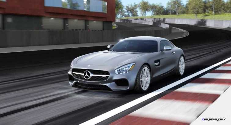 2015 AMG GT-S Colors 44