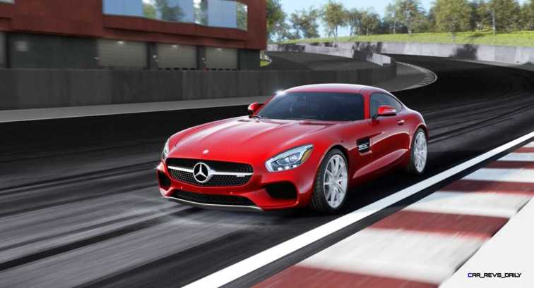 2015 AMG GT-S Colors 8