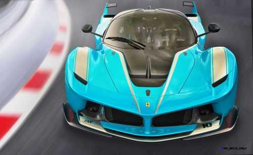 2015 Ferrari FXX K COLORS 23236