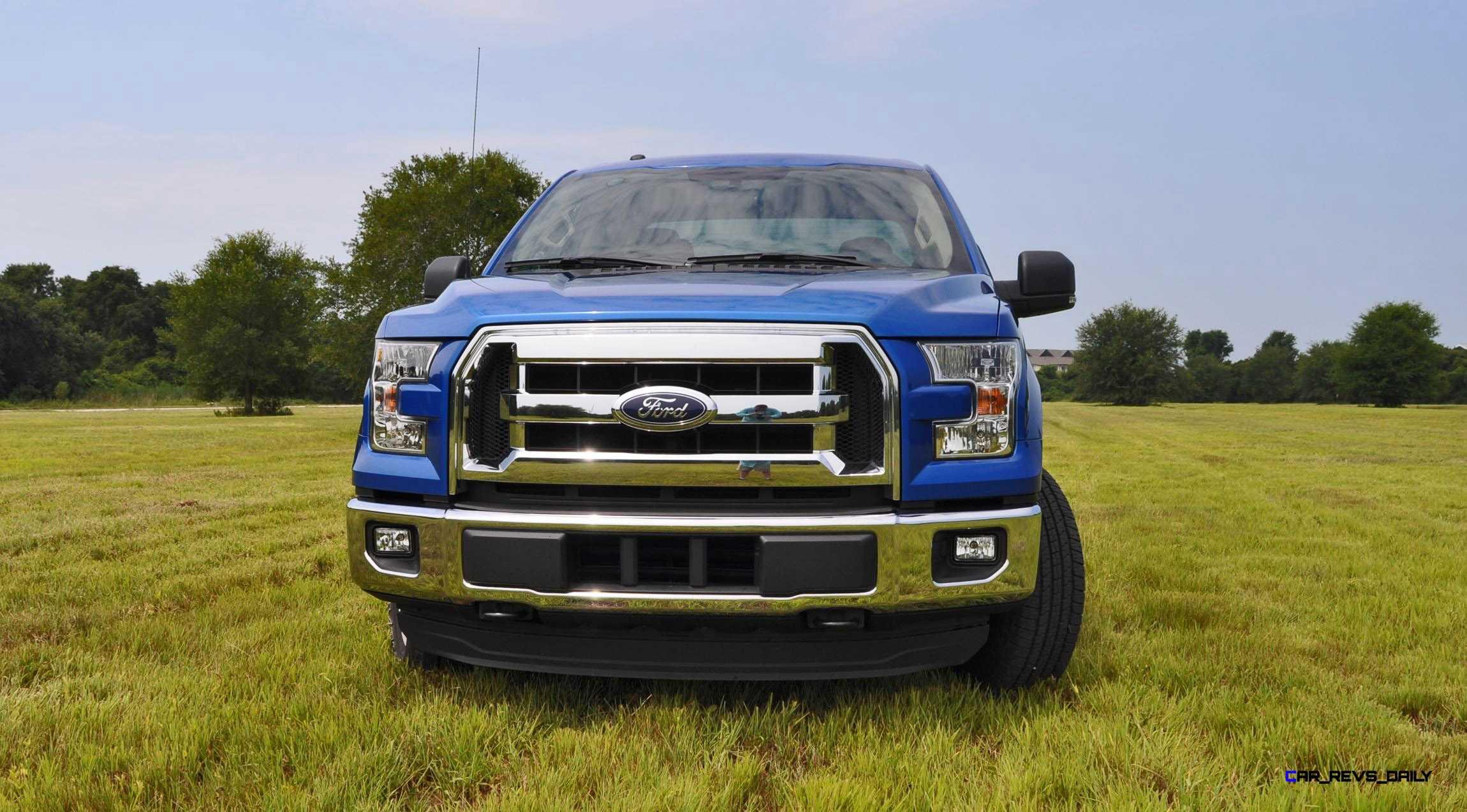 F Ford 2015 Wheel 150 2