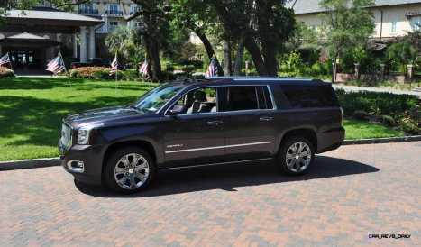 2015 GMC Yukon DENALI XL 35