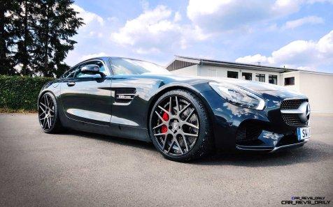 2015 Mercedes-AMG GT S LOMA GT1 Superlight Alloy Wheels 1