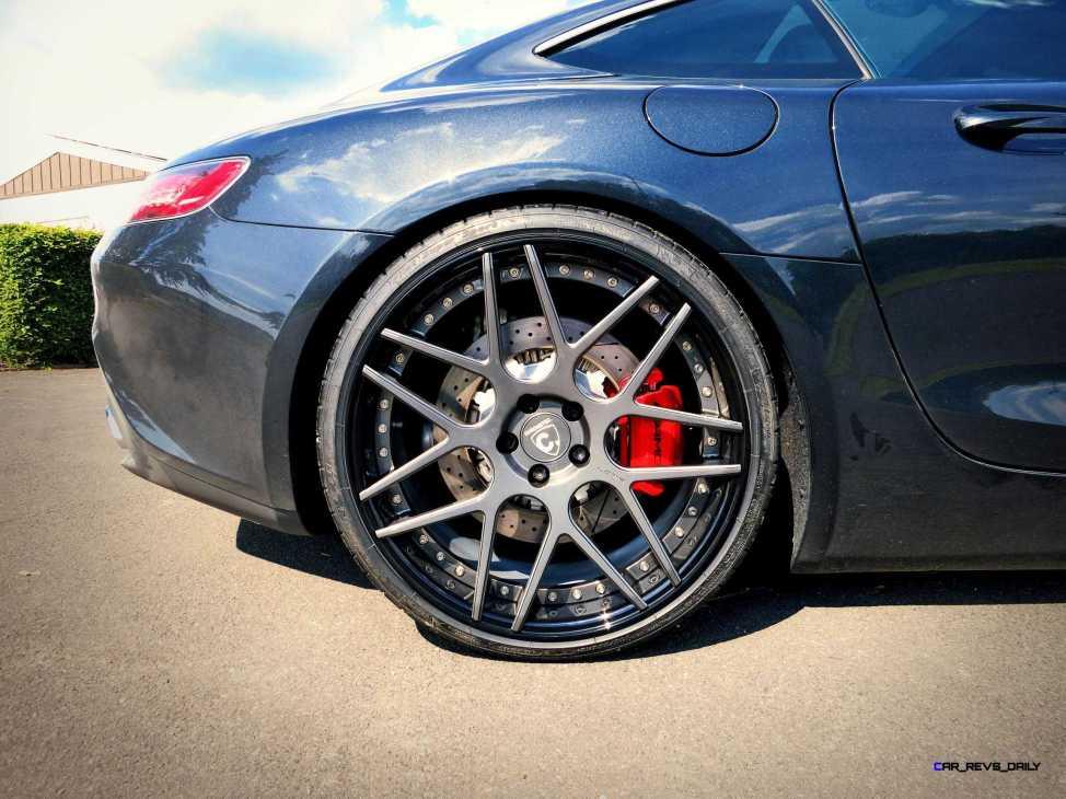 2015 Mercedes-AMG GT S LOMA GT1 Superlight Alloy Wheels 4