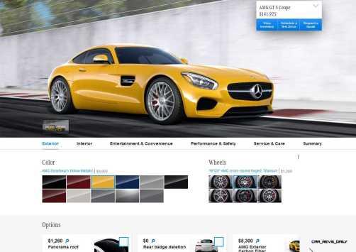 2015 Mercedes-AMG GT S - WHEELS 2