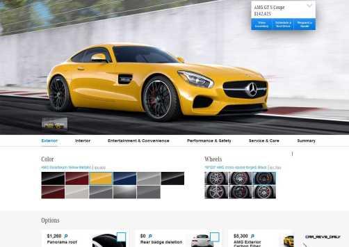 2015 Mercedes-AMG GT S - WHEELS 3