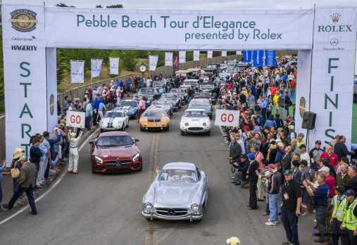 2015 Pebble Beach TOUR d'Elegance 73