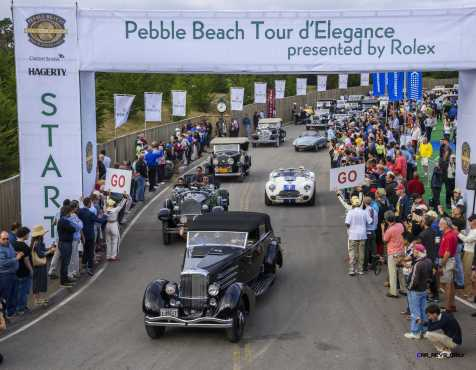 2015 Pebble Beach TOUR d'Elegance 74