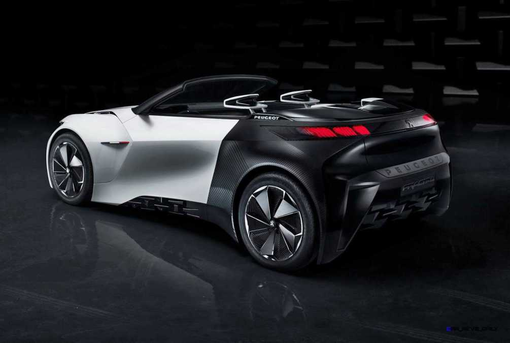 2015 Peugeot FRACTAL Concept 19