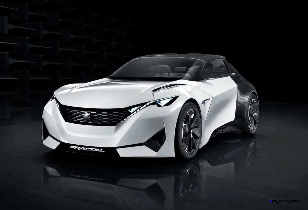2015 Peugeot FRACTAL Concept 5