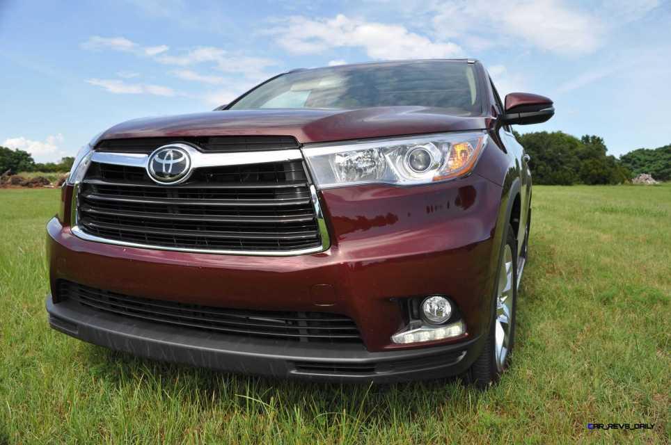 2015 Toyota Highlander AWD Limited 57
