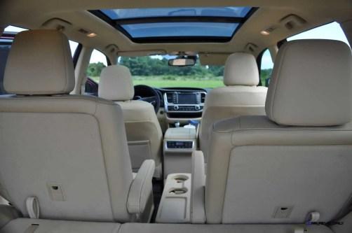 2015 Toyota Highlander AWD Limited - Interior Photos 15