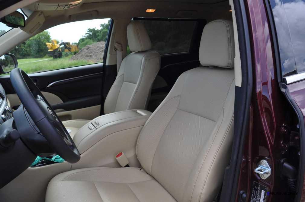 2015 Toyota Highlander AWD Limited - Interior Photos 3