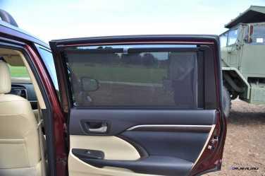 2015 Toyota Highlander AWD Limited - Interior Photos 6