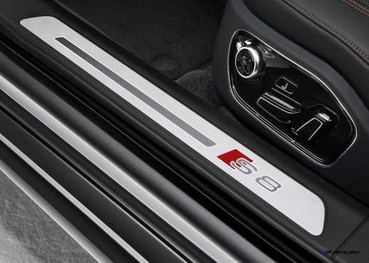 2016 Audi S8 Plus 4