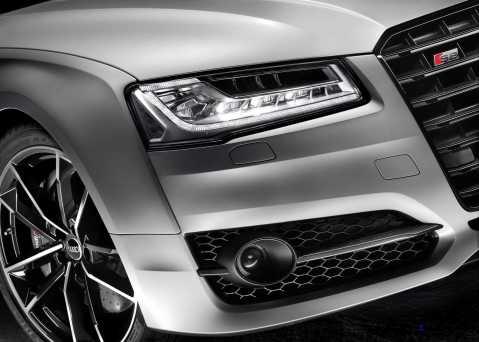 2016 Audi S8 Plus 8